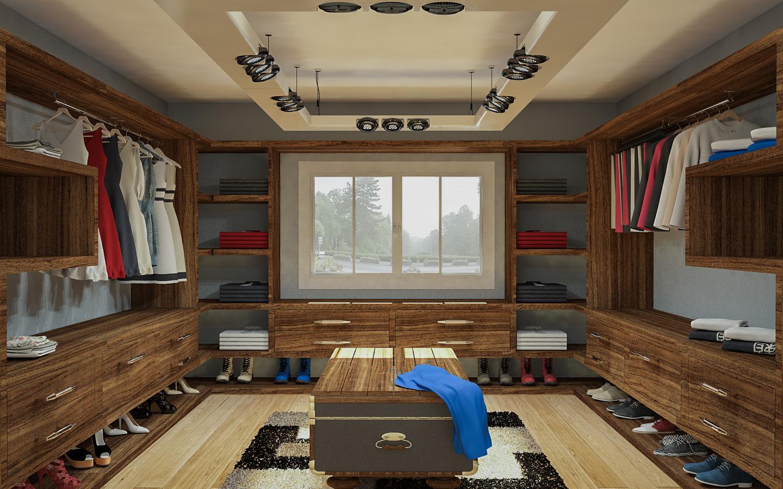Vestidores neyla designs - Rinconeras de madera ...